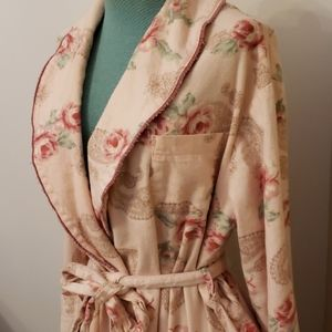 Beautiful Floral Robe